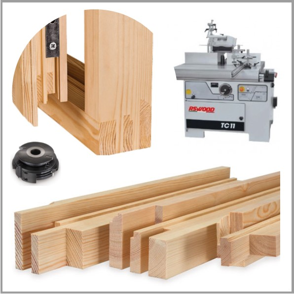 Industrial Woodworking Machinery UK, SCM, Minimax, Window Systems, Devon, Cornwall, Somerset, Dorset, Hampshire, London, Bristol, trend modular window system