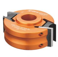 CMT 693 Euro Spindle Moulder Cutter Block with Limiters -100mm dia - 693.100.30 - £105.55 INC VAT