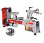 Nova Comet II VS Midi Lathe & G3 Reversible Chuck - PACKAGE DEAL - Ref 717854