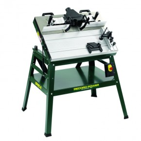 Record Power Rpms-r-mk2 Heavy Cast Router Table With