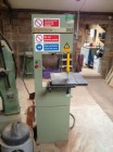 Startrite 352 Bandsaw 415 volts (Used)