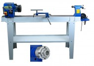 Charnwood W870P Woodturning Lathe & Chuck Package Deal