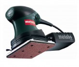 Metabo FSR 200 Intec 240V, 200W Palm 1/4 Sheet Sander in Carry Case