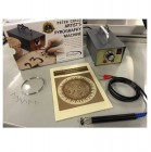 Peter Child Pyrography Machine with 5 Year Warranty - Artist\