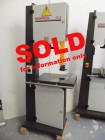 Startrite 401s Bandsaw 415 volts - Reduced Price 1 ONLY NEW