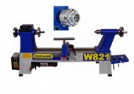 Charnwood W821P Midi Lathe Package Deal 1