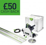 2 - Festool £50 Cashback Tools