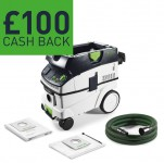 3 - Festool £100 Cashback Tools