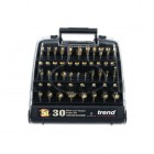 TREND SET/SS30X1/4TC 30 PIECE PREMIUM QUALITY STARTER SET