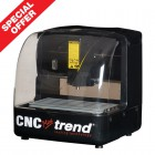 Trend CNC Mini 1E CNC Engraver Package with Software and Collet Package