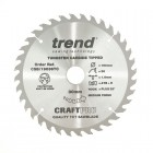TREND CSB/19036TC CRAFT 190MM X 36T X 30MM X 1.55 DCS