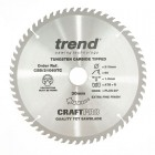 TREND CSB/21060TC CRAFT 210MM X 60T X 30MM X 1.8 DCS7