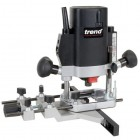"TREND T5 T5EB 1000W 1/4"" Collet Variable Speed Plunge Router 240V"