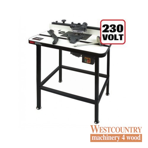 Trend wrt workshop router table 240v 5027654056523 ebay image is loading trend wrt workshop router table 240v greentooth Images