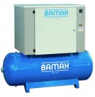 Bamax BX60 270ltr Screw compressor