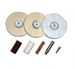 CHESTNUT Buffing Wheel Kit