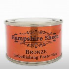 Hampshire Sheen Bronze Wax 130g