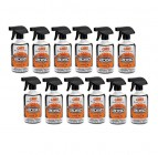CMT Formula 2050 Saw Blade & Router Cutter/Bit Cleaner 12 x 500ml Bottles - 998.001.01