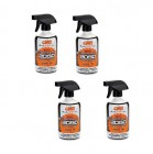 CMT Formula 2050 Saw Blade & Router Cutter/Bit Cleaner 4 x 500ml Bottles - 998.001.01