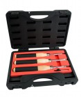 3pc Carbide Mini WoodturningTool Set - Craft Supplies