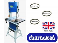 "Charnwood B350 14"" Premium Woodworking Bandsaw (Package Deal)"