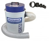 Charnwood DC50 High Filtration Vacuum Extractor 50 litre PACKAGE (same as Record DX1000)