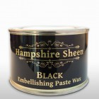 Hampshire Sheen Black Embellishing Wax 130g