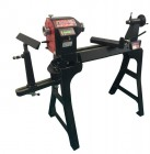 NOVA DVR Saturn XP Woodturning Lathe, Stand and Outrigger Package