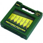 Record Power 7 Piece Tapered Drill Bit Set