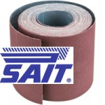 SAIT Abrasive Roll CLOTH BACKED
