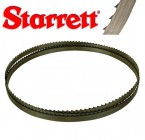 "Starrett Woodpecker Bandsaw Blade 1400mm (55 1/8"") 1/4 Wide x 4 TPI"