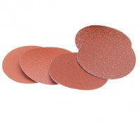 Record Power Pack of 20 50mm Velcro Sanding Discs 240 Grit