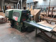 Used Wadkin GC 4 Sided Planer Moulder 230 width x 130 thickness