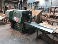 Used Four Sided Planers and Moulders