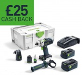 Festool PDC Cordless Percussion Drills