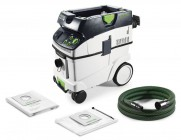 Festool 575646 Festool CLEANTEC CTM 36 E AC GB 240V Mobile Dust Extractor