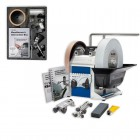 Tormek T-8 Wetstone Grinder + TNT 708 Woodturners Kit Package - ref 717947