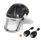 Trend Airshield AIR/PRO Airshield Pro Respirator and Ear Defenders PACKAGE - AIR/PRO-PK3