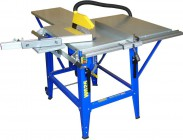 "Charnwood W625PSF 12"" Contractor Table Saw Package 240v"