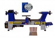 Charnwood W821P2 Midi Lathe Package Deal 2